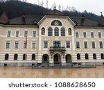 vaduz   principality of... | Shutterstock . vector #1088628650