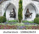 vaduz   principality of... | Shutterstock . vector #1088628653