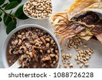 rice bean cuttlefish porridge   ... | Shutterstock . vector #1088726228