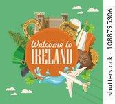 Ireland Vector Illustration...