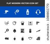 modern  simple vector icon set... | Shutterstock .eps vector #1088802770