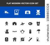 modern  simple vector icon set... | Shutterstock .eps vector #1088803328