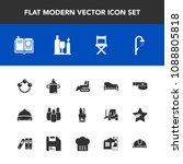 modern  simple vector icon set... | Shutterstock .eps vector #1088805818
