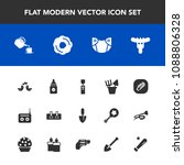 modern  simple vector icon set... | Shutterstock .eps vector #1088806328