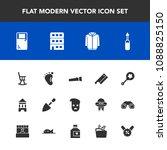modern  simple vector icon set... | Shutterstock .eps vector #1088825150