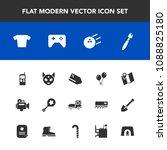 modern  simple vector icon set... | Shutterstock .eps vector #1088825180