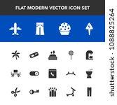 modern  simple vector icon set...   Shutterstock .eps vector #1088825264