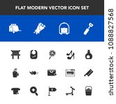 modern  simple vector icon set... | Shutterstock .eps vector #1088827568