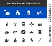 modern  simple vector icon set... | Shutterstock .eps vector #1088828234