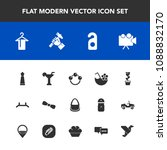 modern  simple vector icon set... | Shutterstock .eps vector #1088832170