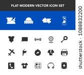modern  simple vector icon set... | Shutterstock .eps vector #1088832200