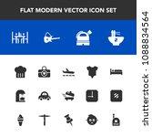 modern  simple vector icon set...   Shutterstock .eps vector #1088834564