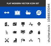 modern  simple vector icon set...   Shutterstock .eps vector #1088835044