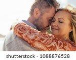 affectionate senior couple...   Shutterstock . vector #1088876528
