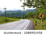 thailand in green season   Shutterstock . vector #1088901458