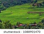 thailand in green season   Shutterstock . vector #1088901470