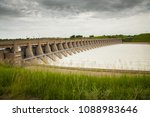 The Garrison dam is an earth-fill embankment dam on the Missouri River in central North Dakota.
