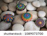 Beautiful Hand Painted Mandala...