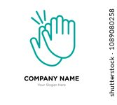 applause company logo design... | Shutterstock .eps vector #1089080258