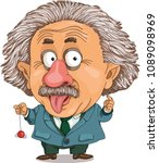 the comic caricature. cartoon.... | Shutterstock .eps vector #1089098969