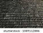 Wooden Old Shingles.