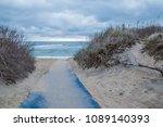 coast guard beach  cape cod... | Shutterstock . vector #1089140393