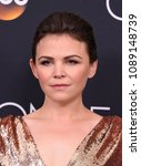 Small photo of LOS ANGELES - MAY 08: Ginnifer Goodwin arrives to the 'Once Upon A Time' Series Finale on May 8, 2018 in Hollywood, CA
