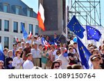 warsaw.polans. 12 may 2018....   Shutterstock . vector #1089150764