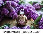 Photo Of A Perfume Spray Bottle