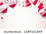 28th of july. peru independence ... | Shutterstock .eps vector #1089161849