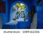 traditional moroccan... | Shutterstock . vector #1089162206
