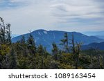 giant mountain seen from big... | Shutterstock . vector #1089163454