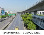 editorial use only  motorway... | Shutterstock . vector #1089224288