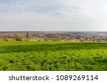 forest spring city | Shutterstock . vector #1089269114