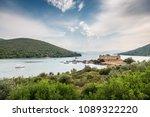 sea view at guvercinlik  bodrum ... | Shutterstock . vector #1089322220
