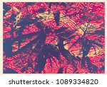 abstract floral background with ...   Shutterstock .eps vector #1089334820