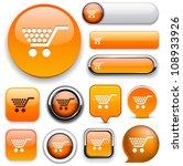 Buy Orange Design Elements For...