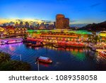 scenic aerial view of clarke... | Shutterstock . vector #1089358058
