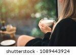close up caucasian woman... | Shutterstock . vector #1089443924