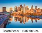 philadelphia  pennsylvania  usa ...   Shutterstock . vector #1089489026