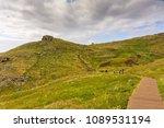 ponta de sao lourenco in... | Shutterstock . vector #1089531194