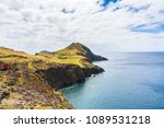 ponta de sao lourenco in... | Shutterstock . vector #1089531218