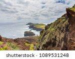 ponta de sao lourenco in... | Shutterstock . vector #1089531248