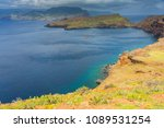 ponta de sao lourenco in... | Shutterstock . vector #1089531254