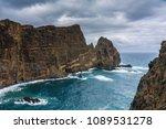 ponta de sao lourenco in...   Shutterstock . vector #1089531278