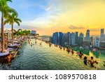singapore   may 3  2018 ... | Shutterstock . vector #1089570818