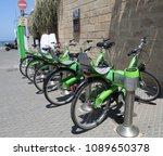 tel aviv   jaffa  israel  ... | Shutterstock . vector #1089650378