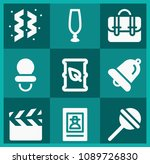 filled other icon set such as... | Shutterstock .eps vector #1089726830