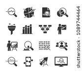 vector image set of data...   Shutterstock .eps vector #1089744464
