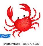 top view vector summertime... | Shutterstock .eps vector #1089776639